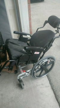 black and gray wheelchair Toronto, M3N 2Z1