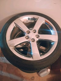 225/45/18 rims and tirrs