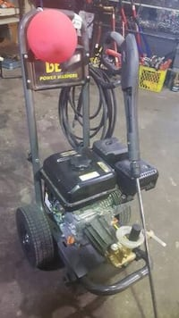 Pressure Washer BE with hose & gun $399 New Westminster, V3M
