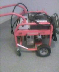 red and black portable generator San Francisco, 94124