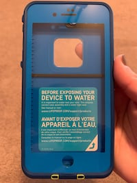 Brand new lifeproof case for iPhone 8 Plus  Barboursville, 22923