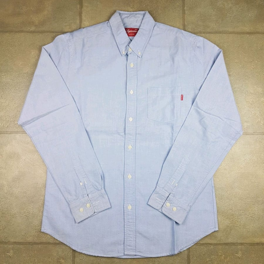 Supreme dress shirt