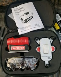 Craftsman 4-in-1 Level with Laser Trac Mississauga, L5L 5K5