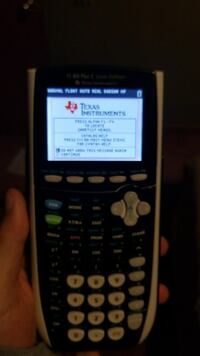 white and black Texas Instruments calculator Osseo, 55311