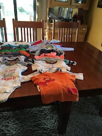 Baby clothes 3 to 9 months. 43 pieces of clothing for $10.00 Boise, 83709