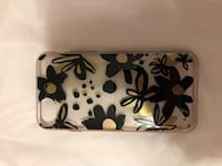 white and black floral iPhone case Norman, 73069