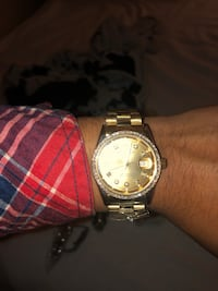Gold watch stainless steel Huntington Park, 90255
