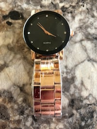 150$ real Qaurtz Watch  Toronto, M6H 1Y7