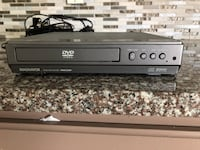 black DVD player with remote Palm Bay, 32907