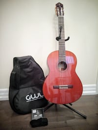 Yamaha Guitar CG126C With Accessories   Pickering