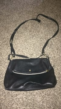 Black Leather Purse Leesburg, 20176