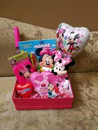 Minnie Mouse and Minnie Mouse plush toys Goose Creek