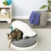 SELF CLEANING CAT LITTER BOX *mg* Automatic CLEANI Lexington