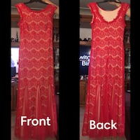 Red Lace Dress Arvada, 80004
