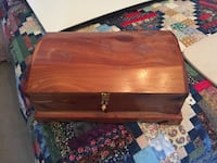 Cedar Jewelry box  Arlington, 22043