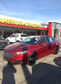 2014 FORD FUSION SE!!!! (ASK FOR MATT) ($500 DOWN PAYMENT) Louisville