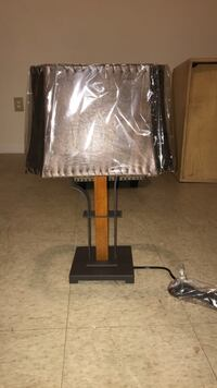 brown and black table lamp Martinsburg, 25401