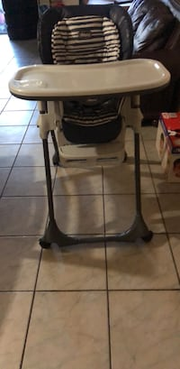 black and gray high chair Homestead, 33030
