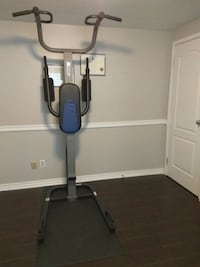 black and gray exercise equipment Newmarket, L3Y 4M7