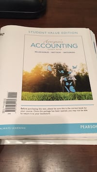 Horngren's Accounting, 11th edition