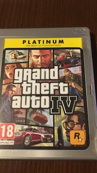Ps3 Grand Theft Auto 4 Narlıdere, 35320