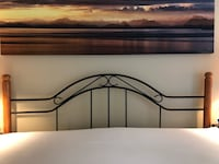 King size Bed Headboard , V9P 9G8