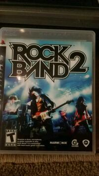 Rock band 2 for PS3 Fremont, 94538