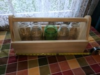 Planterbox or toolbox decor (two available) Marion, 43302