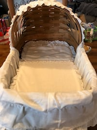 Limited edition Doll Cradle with bedding  Gainesville, 20155