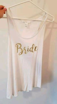 Size small bride shirt Vaughan, L6A 1Y8
