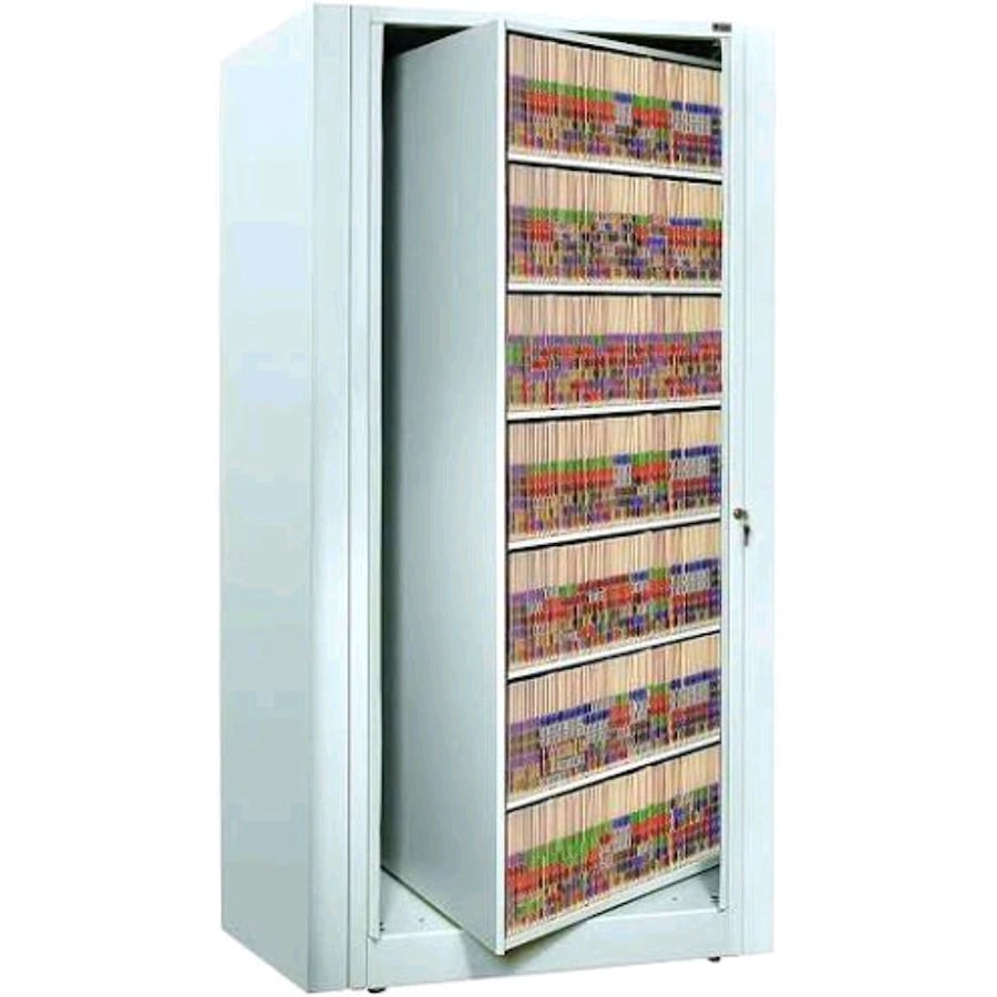 Rotary File Cabinet