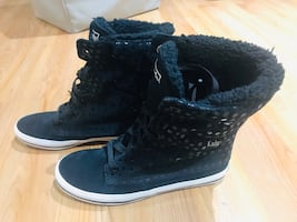 Keds Womans size 7.5 winter boot
