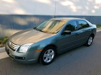 2006 Ford Fusion SE Sedan Chantilly