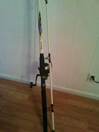 Surf rod saltwater spinning combo Wind Gap, 18091