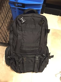 Large Tactical Military Laptop Backpack!! Vancouver, V6Z
