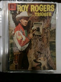 Vintage Roy Rogers and Trigger Comics Portland, 97202