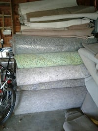 Carpet padding. Never used. Price is per roll.  North Providence, 02911