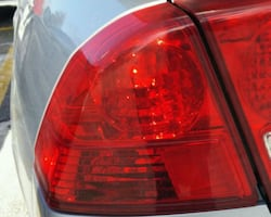 Honda civic tail light.