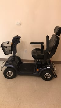 Cart electric not a toy. Great condition new battery's come see . Newark, 07104