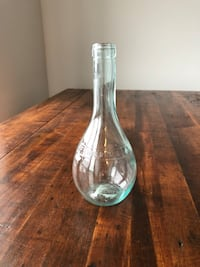 Glass bottle/vase