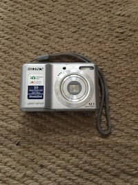 Sony Cyber-shot w/ charger and case Whittier, 90604