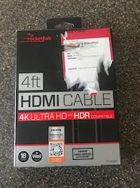 HDMI Cable* BRAND NEW*  Clarksburg, 20871