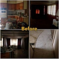Handyman. See before & after pictures Henderson