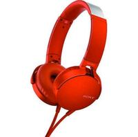 Sony XB550AP Extra Bass On-Ear Headphone, Red (2017 model) Mississauga, L5M 7C3