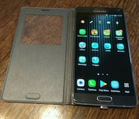 nero Samsung Galaxy Note 4