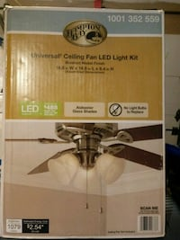 Brand new ceiling fan light kit Alexandria