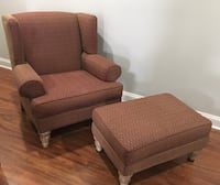 Chair and ottoman Olney, 20832