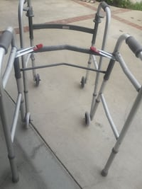 3 Walkers for disabled