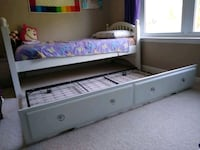 Twin Trundle bed Laurel, 20724