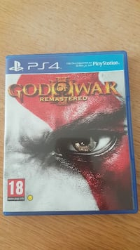 God of War Remastered Brand new